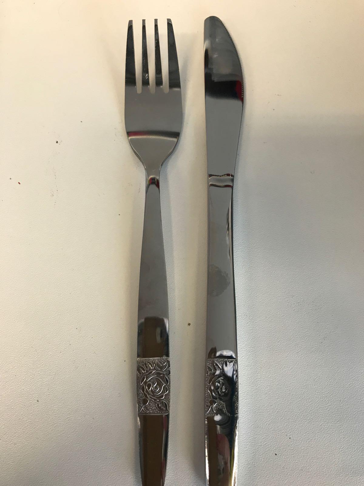 Bestick kniv rostfritt