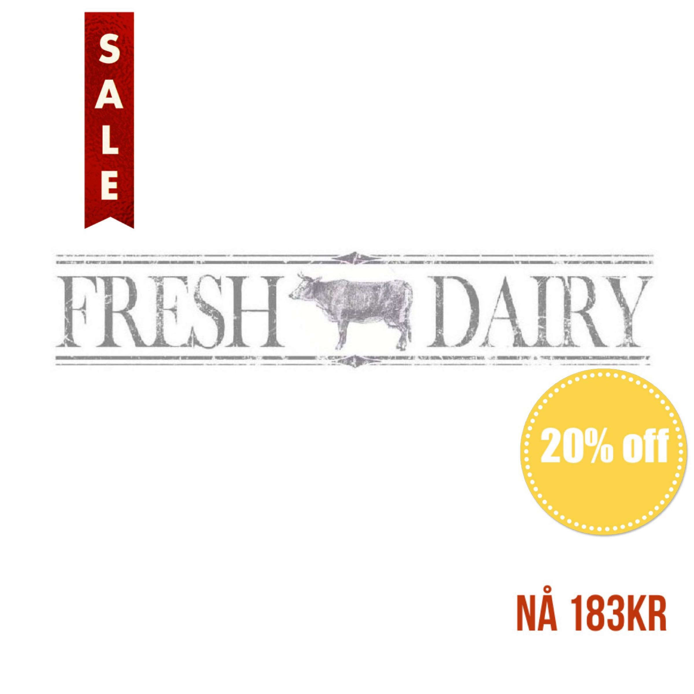 IOD Transfer - Fresh Dairy