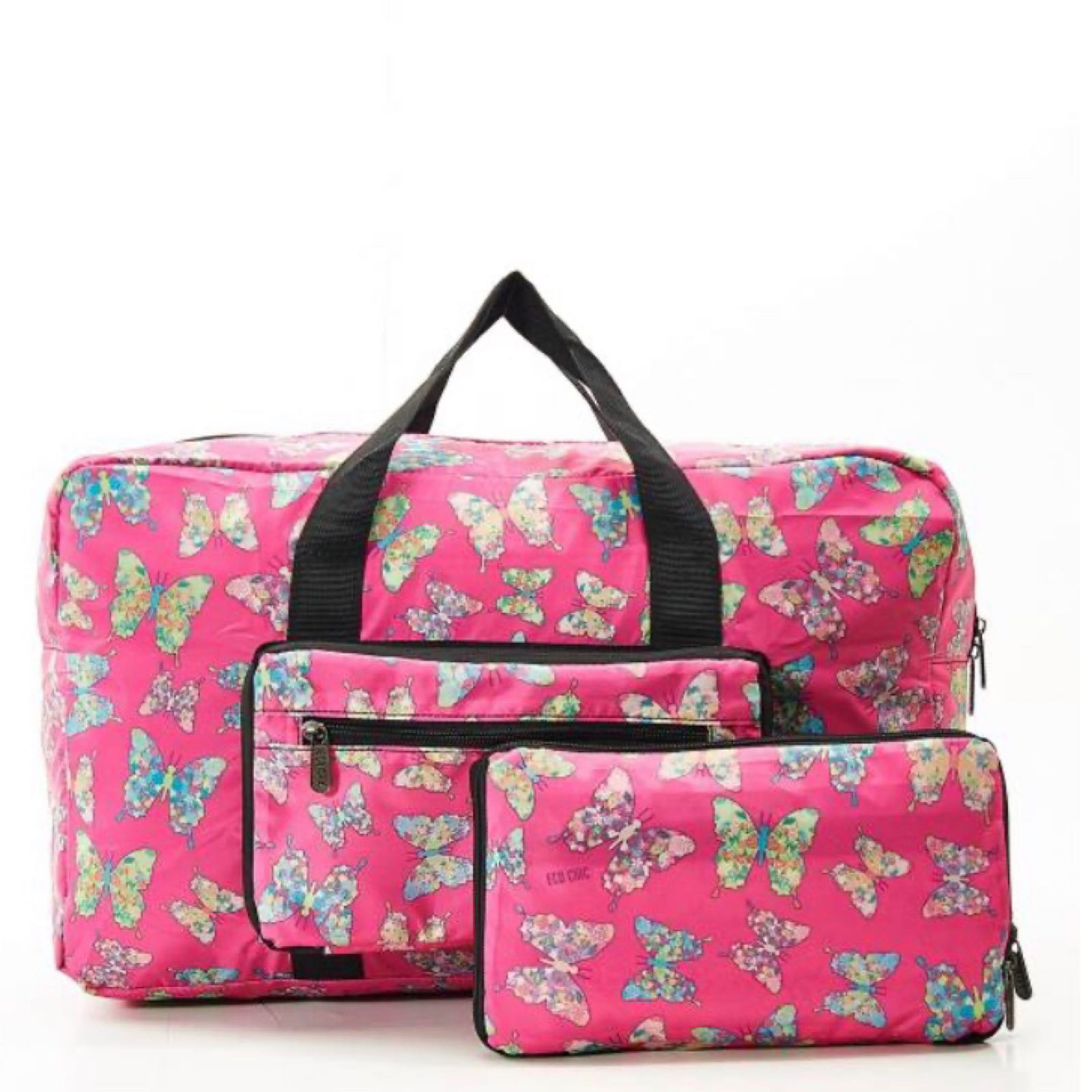 'Butterflies' Foldable Holdall