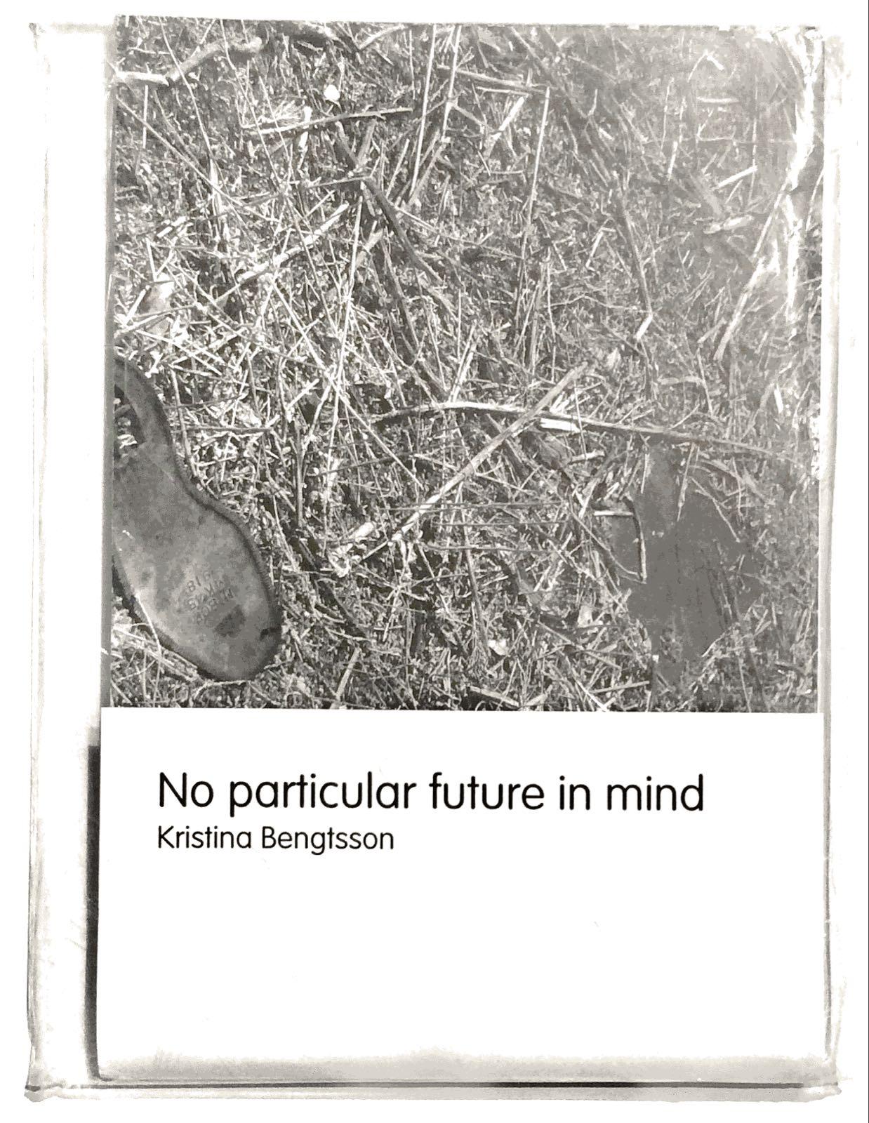 Bengtsson, Kristina. No particular future in mind