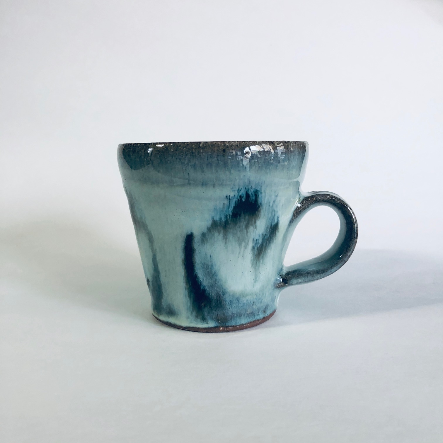 Matt Waite Glazed Stoneware Cup