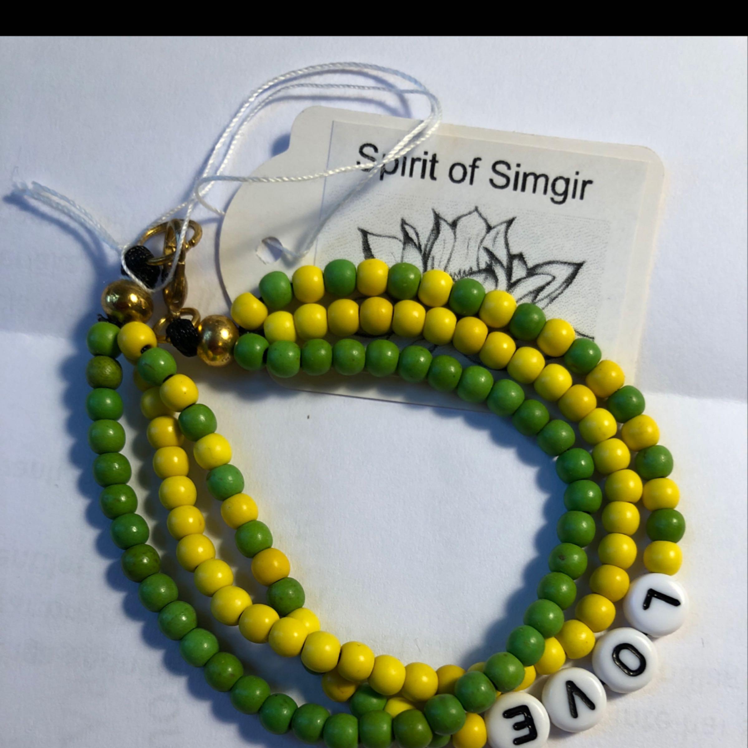7. Armband Spirit of Simgir Känn kärleken