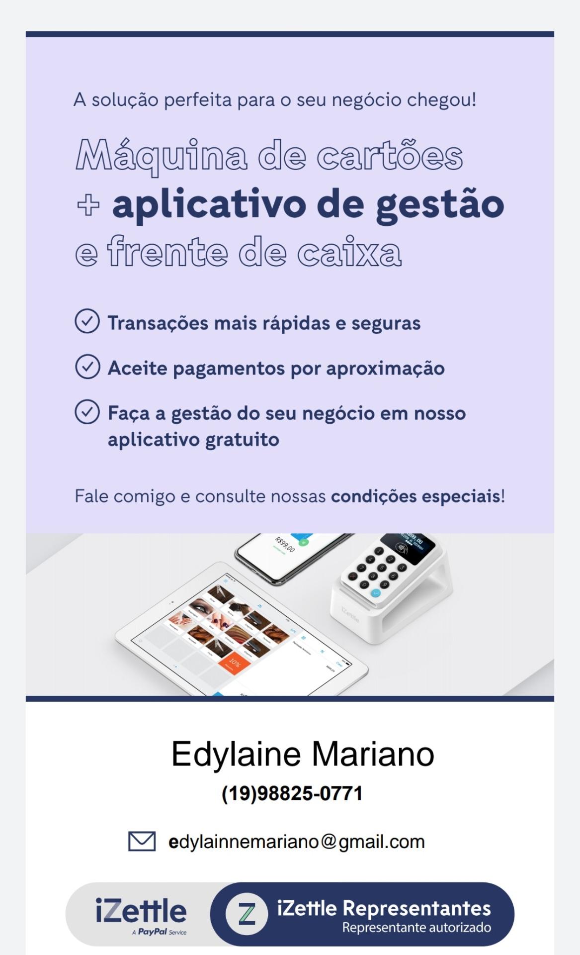EDYLAINE APARECIDA FERREIRA MARIANO 36117542852