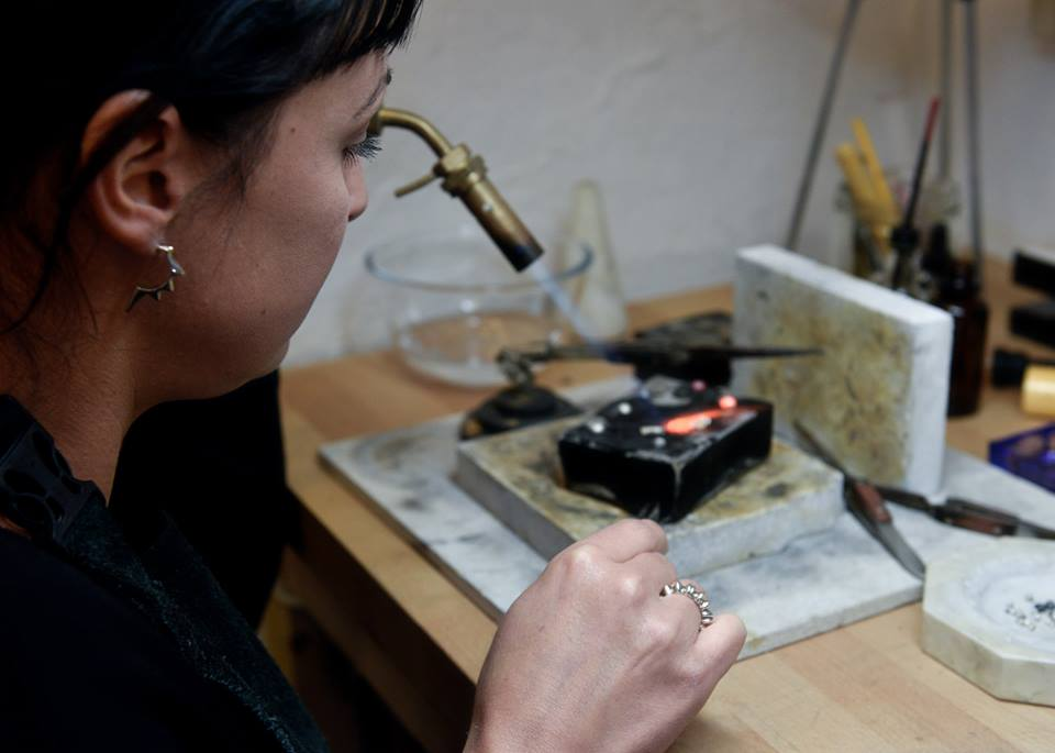 Julie Nicaisse Jewellery