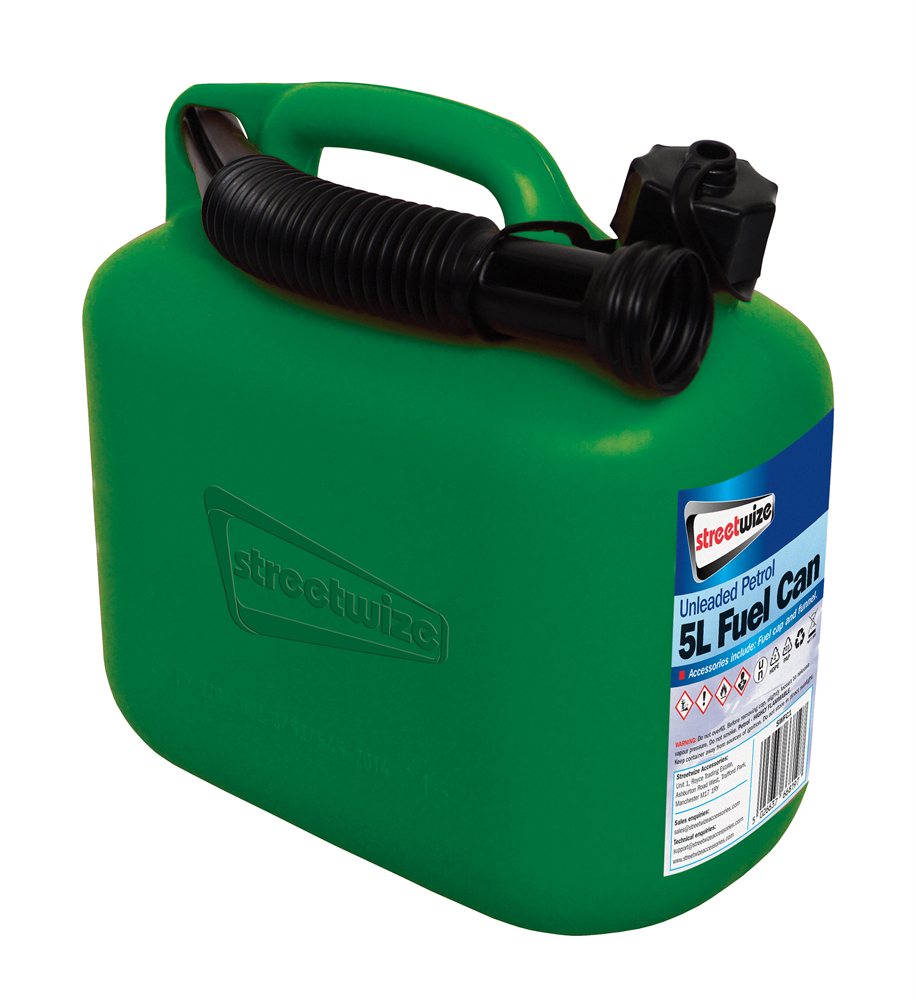 Fuel Can 5l - Green