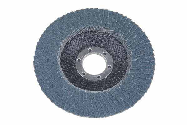 PACK OF 2 FLAP DISCS 80 GRIT OXIDE 115 X 22.2