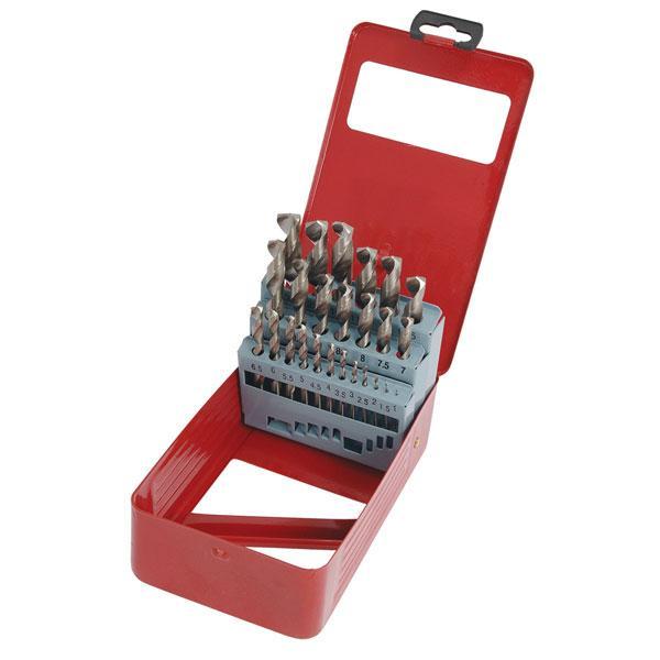 Neilsen Drill Bits - 25 Piece Set HSS