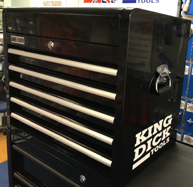 King Dick 5 Drawer Top Chest