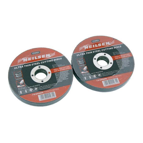 Metal Thin Cutting Disc 115x1x22.2mm Sold In Box Of 20