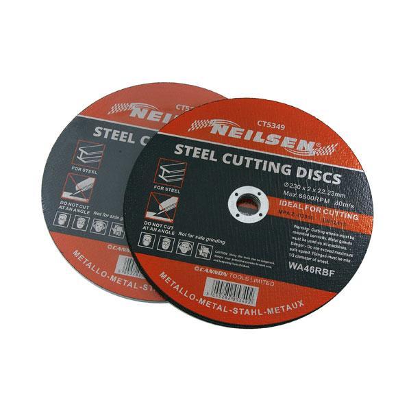 Cutting Discs -10pcs 9inch Steel 10 Pack