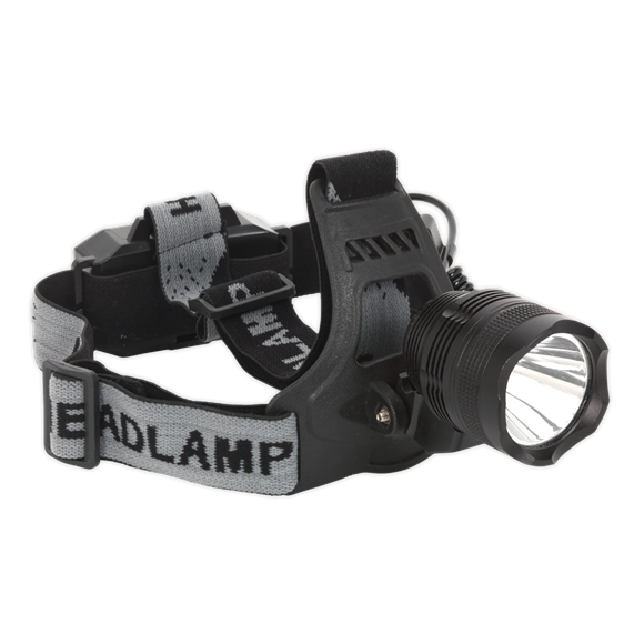 3W CREE LED Rechargeable Head Torch