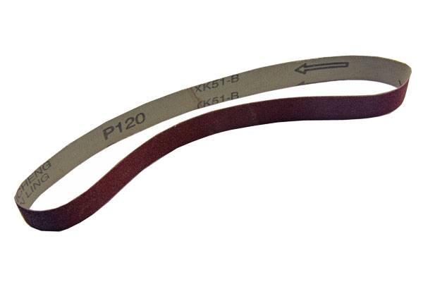 20MM SANDING BELT PACK 25