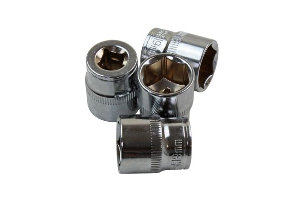 "19MM SINGLE SHALLOW SOCKET 3/8"" DR 6PT"