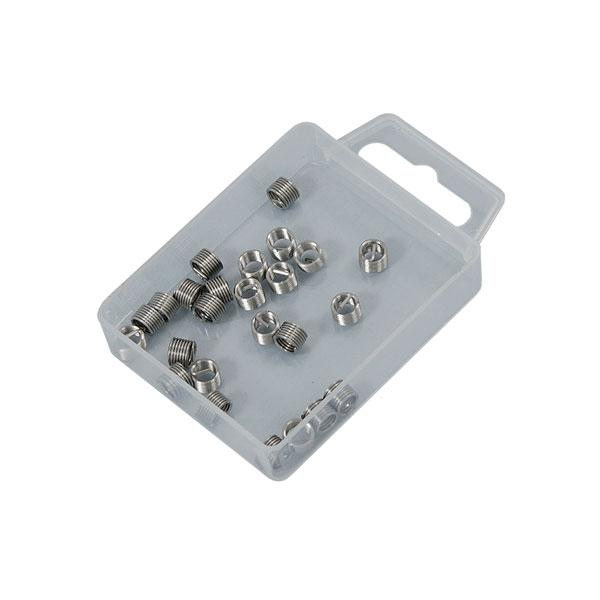 Helicoil Type Thread Inserts M5x0.8mm 25pk