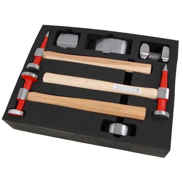 Body Repair Kit 7pc Wooden Handle In Eva Tray