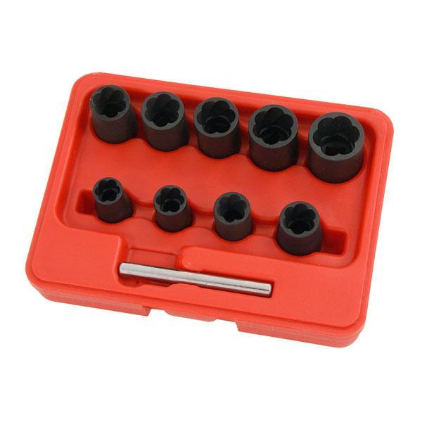 Twist Socket Set - 10pc 3/8inch Drive 10 - 19mm