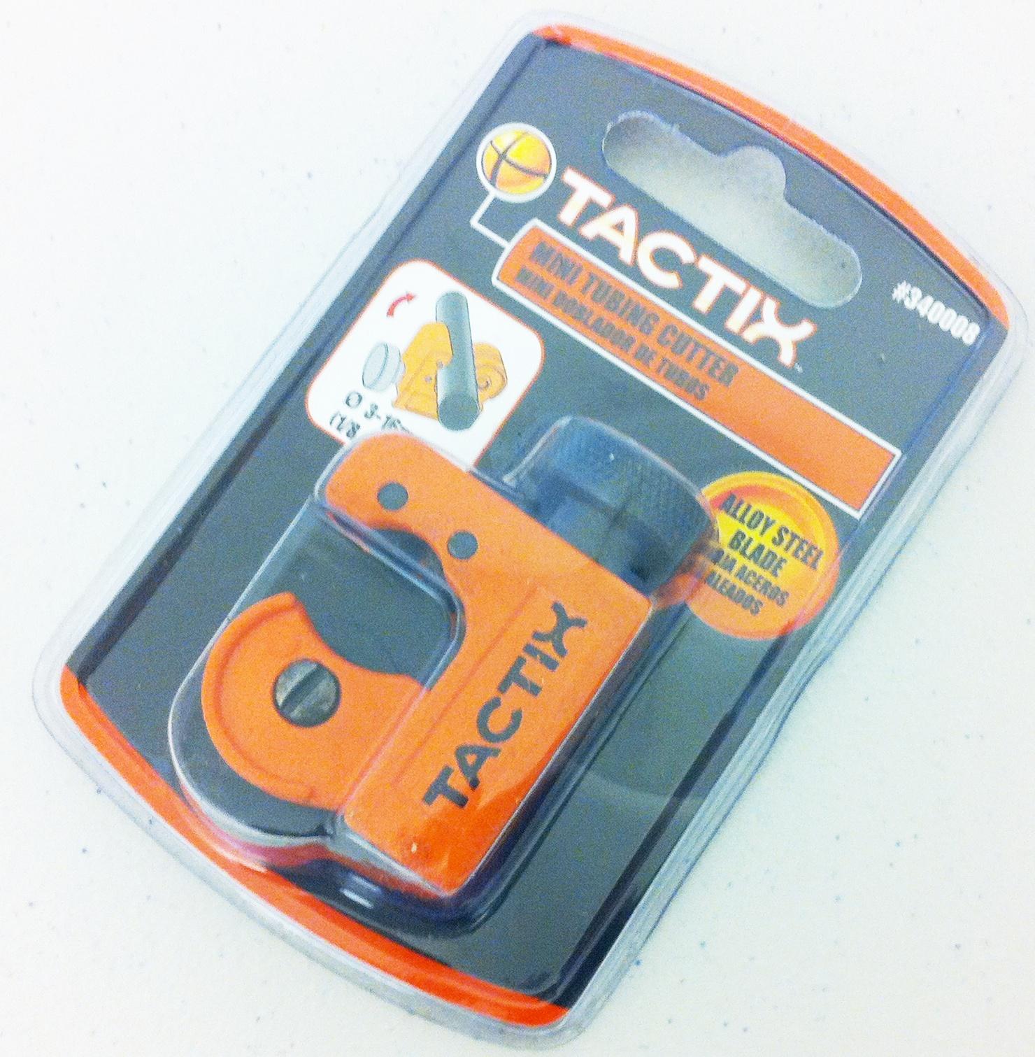 Mini Tubing Cutter  3-16mm