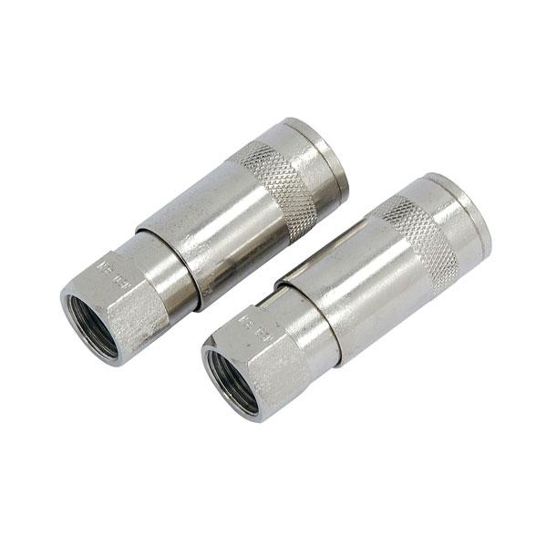 "Air Quick Coupler Set - 2pc Female 3/8"" BSP"