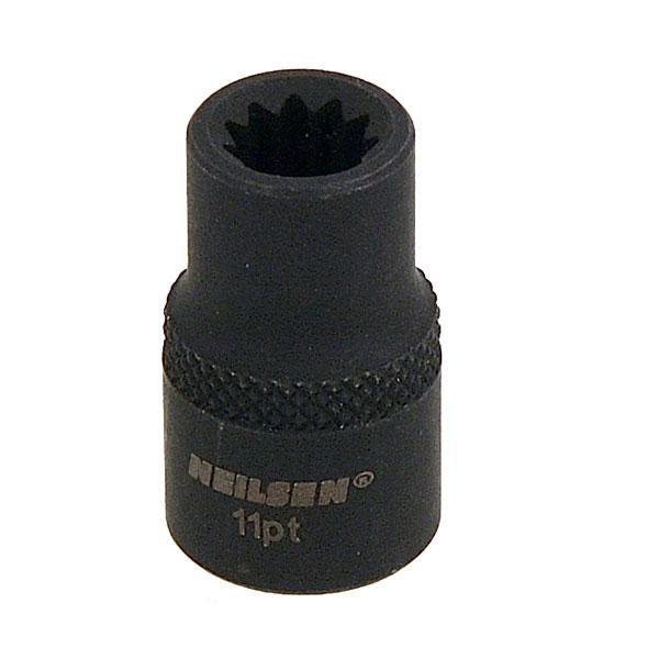 Brake Caliper Socket 11pt - Hgv