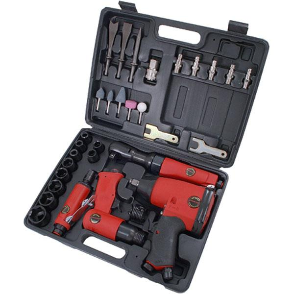 Air Tool Kit - 1/2in. Drive 33pc Kit