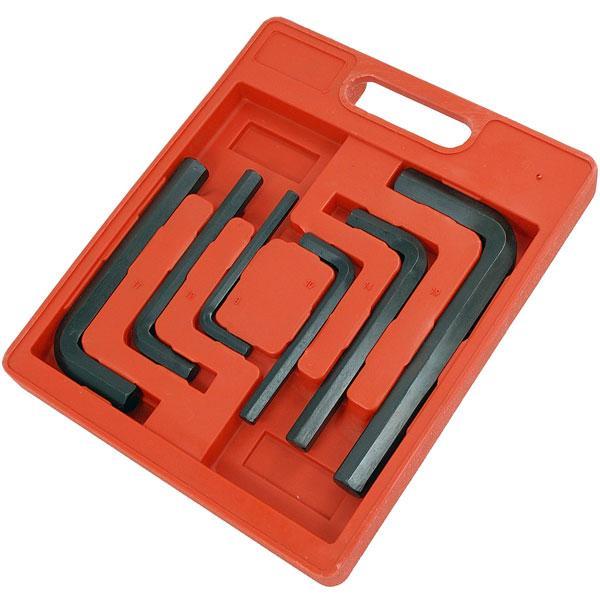 Hex Key Set - 6 Piece Jumbo Neilsen