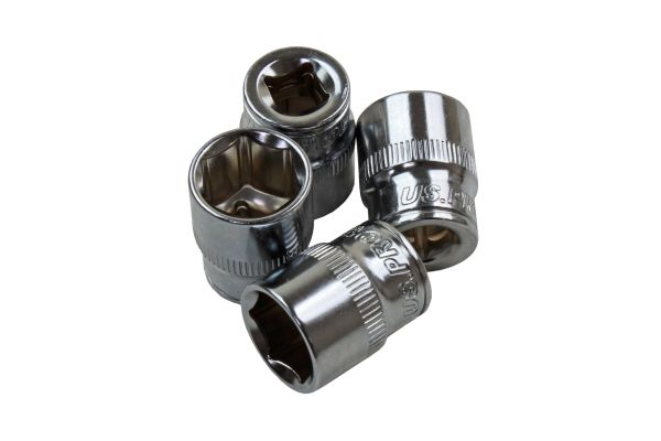 "17MM SINGLE SHALLOW SOCKET 3/8"" DR 6PT"