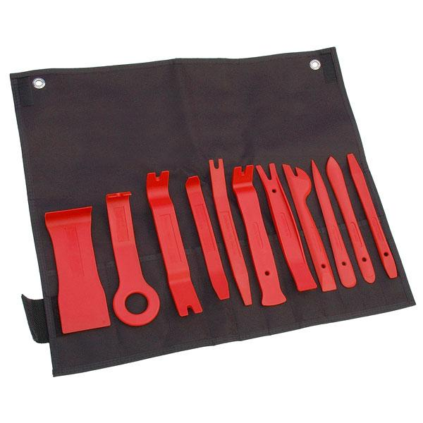 Plastic Removal Set For Door Trim - 11pc