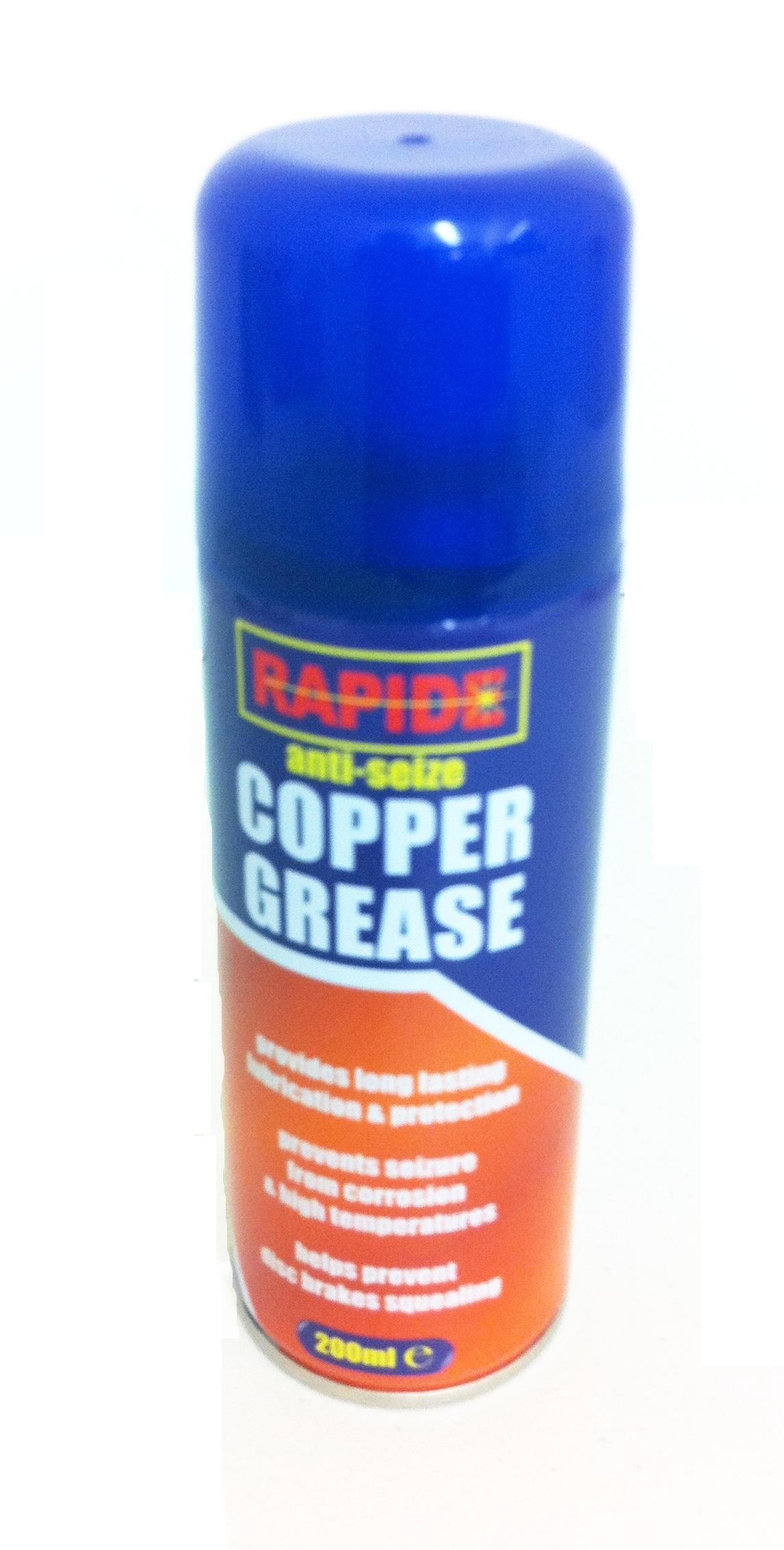 Copper Grease 200ml Spray