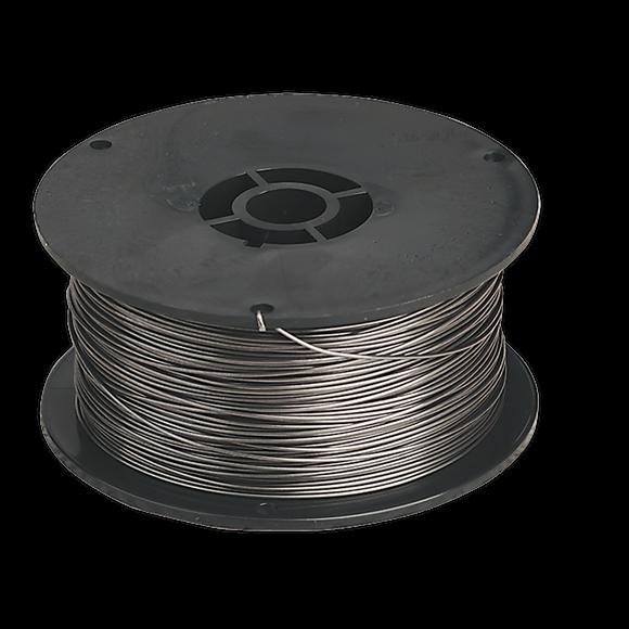 Sealey Flux Cored MIG Wire 0.9kg Ø0.9mm A5.20 Class E71T-GS