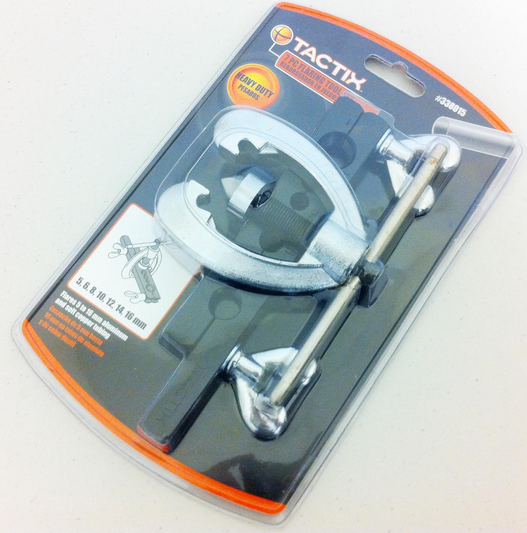 Flaring Tool 7pc Set
