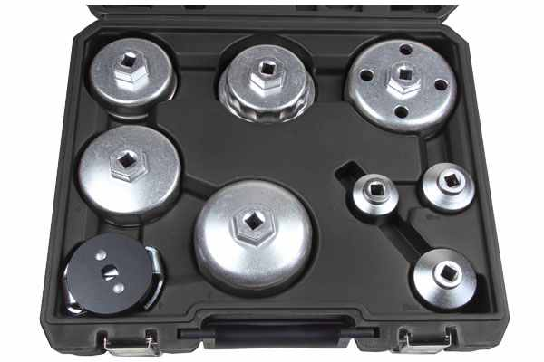 9PC OIL FILTER WRENCH SET