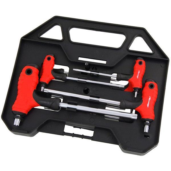 8pcs T-handle Torx Key Set