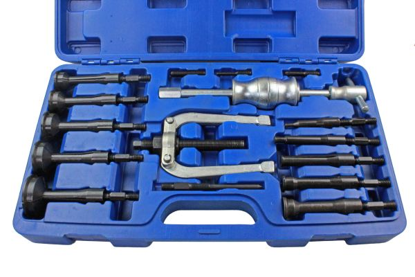 16PC BLIND HOLE BEARING PULLER SET