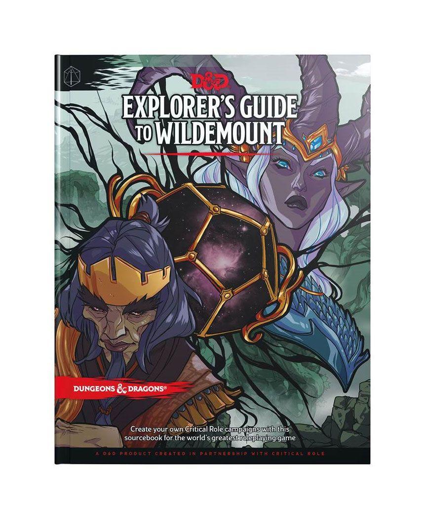 Explorers Guide to Wildemount