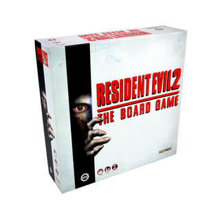 Resident Evil 2 The Boardgame