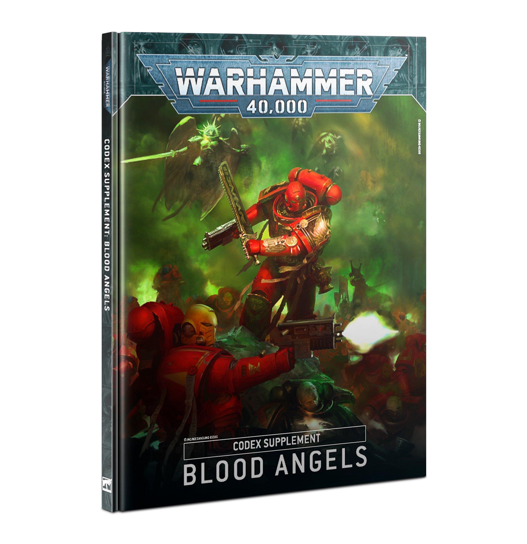 Codex: Blood Angels (HB)