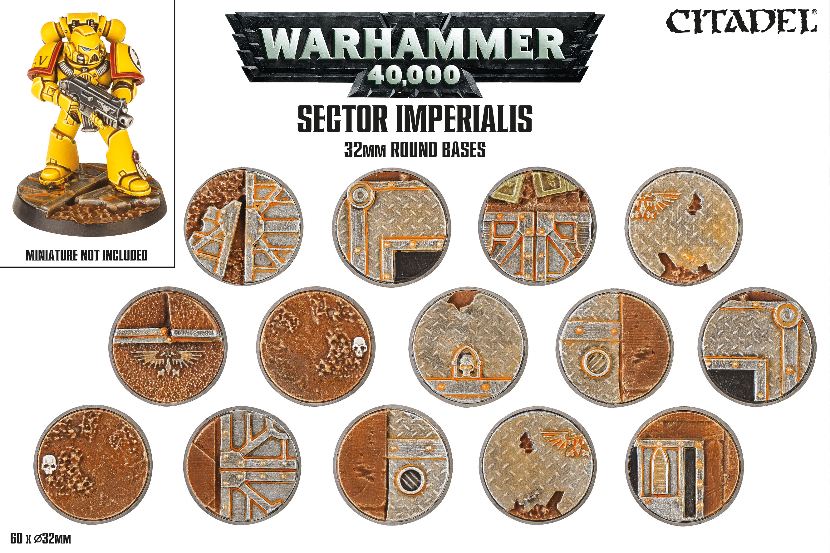 Sector Imperialis Bases