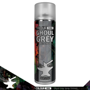 Colour Forge Ghoul Grey Spray