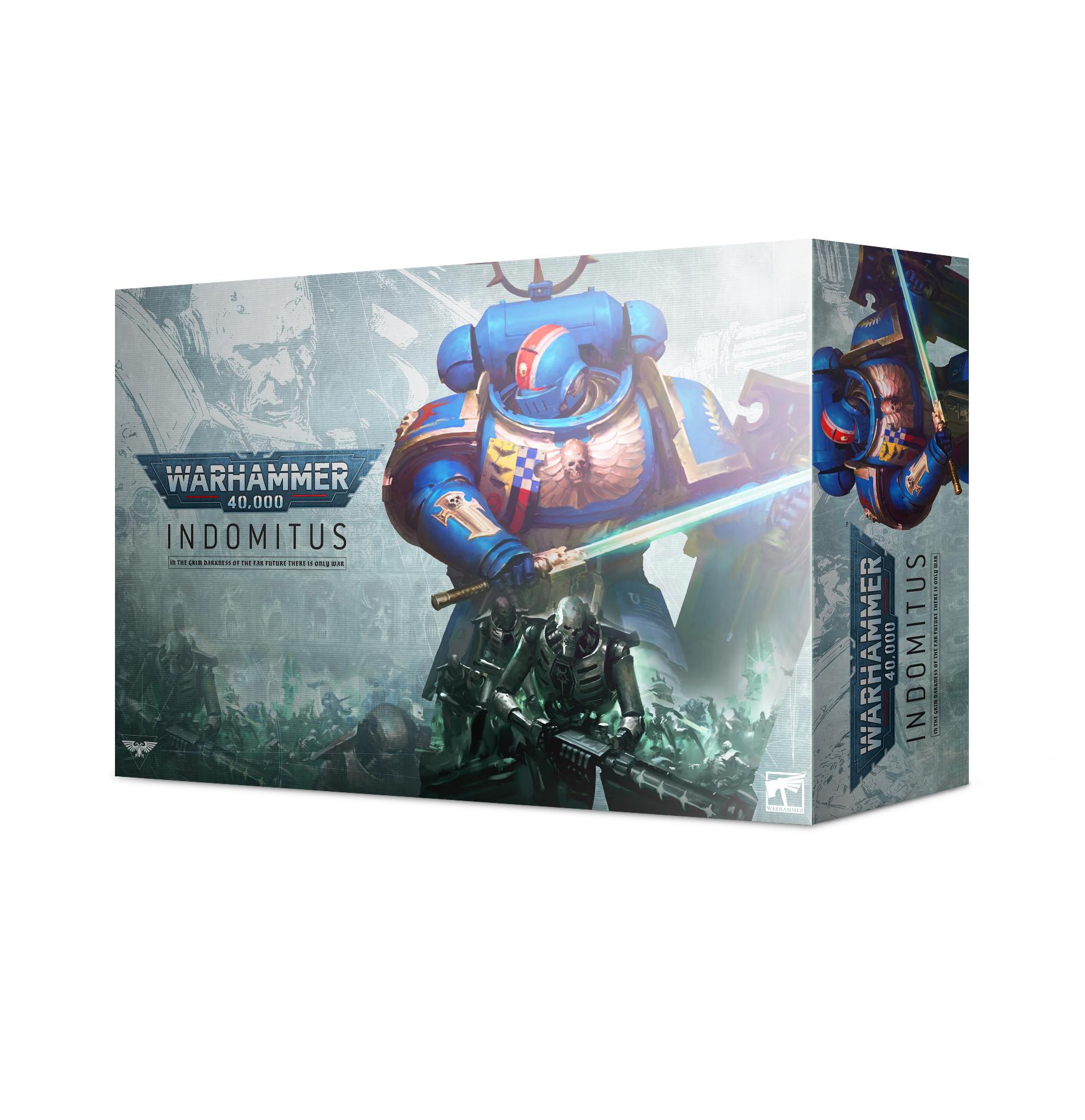 Indomitus Box