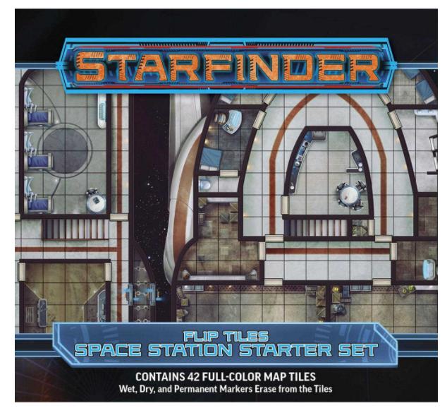 Space Station Starter Set