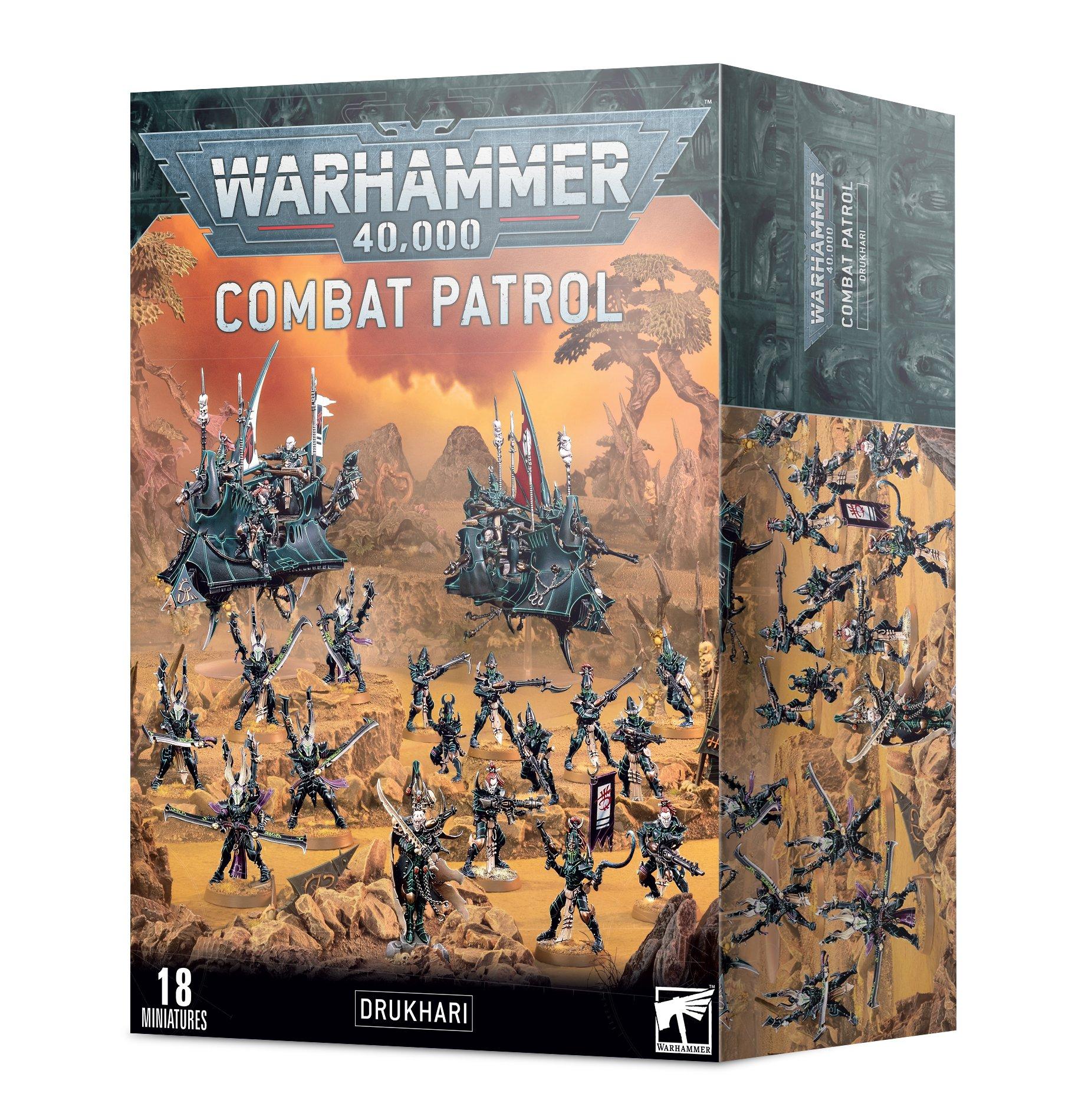 Drukhari Combat Patrol