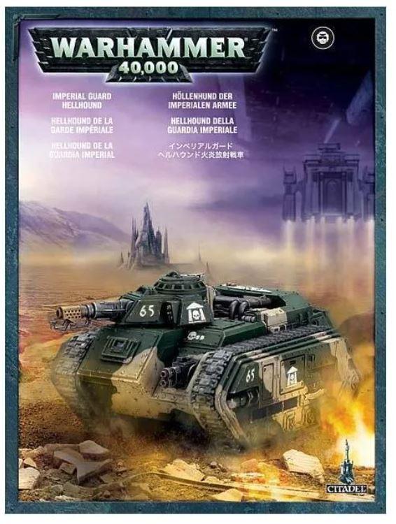 Astra Militarum Hellhound