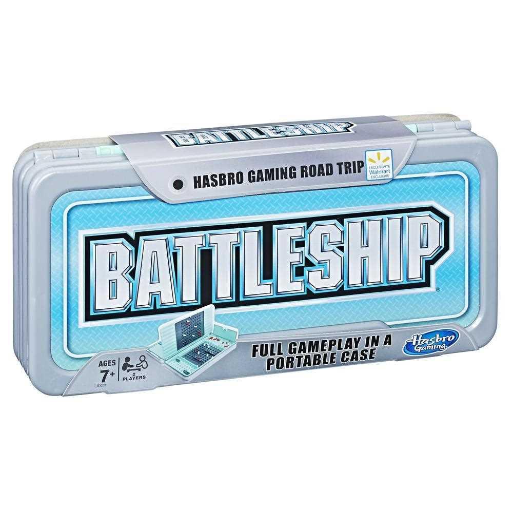 Battleships Road Trip