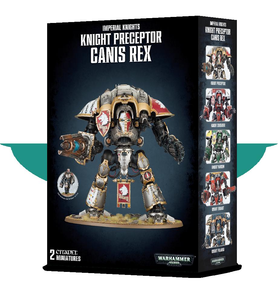 Knight Perceptor Canis Rex