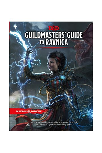Guildmasters Guide to Ravnica (Maps Etc)