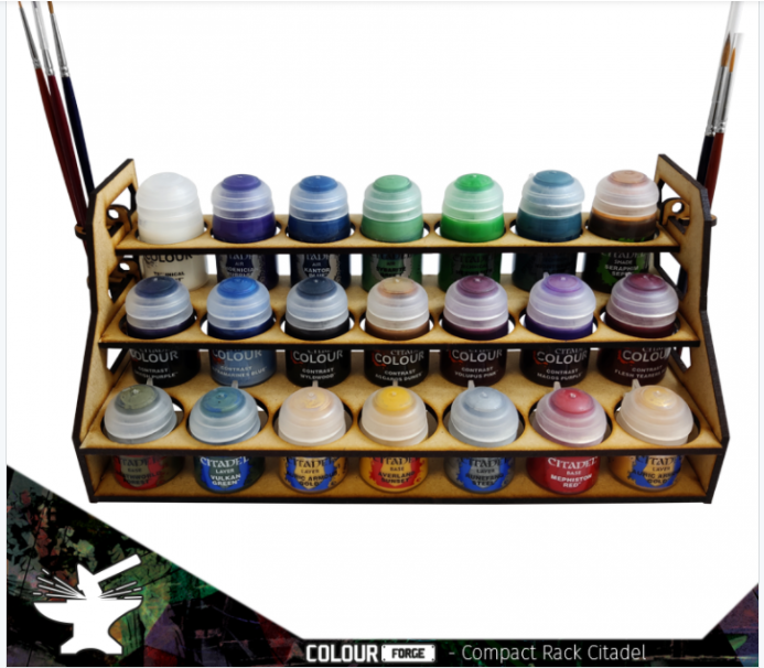 Paint Rack (For Citadel)