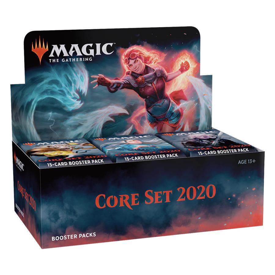 Magic Booster 2020 Core