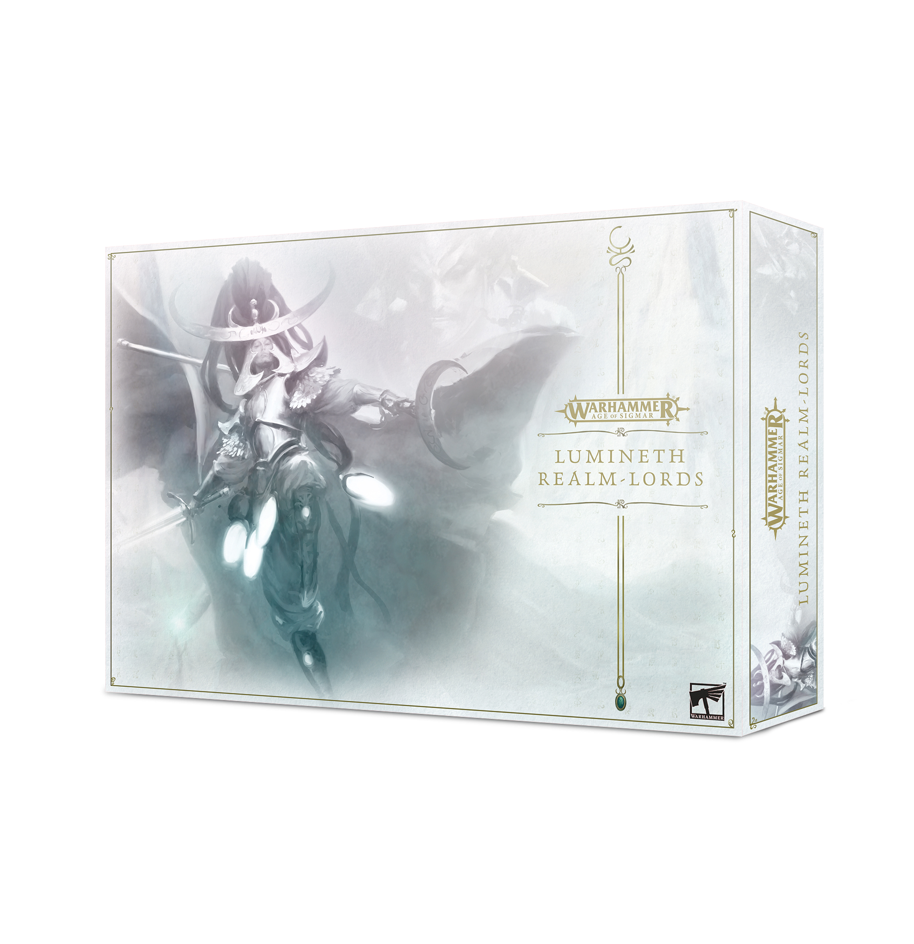Lumineth Realm Lords Launch Box