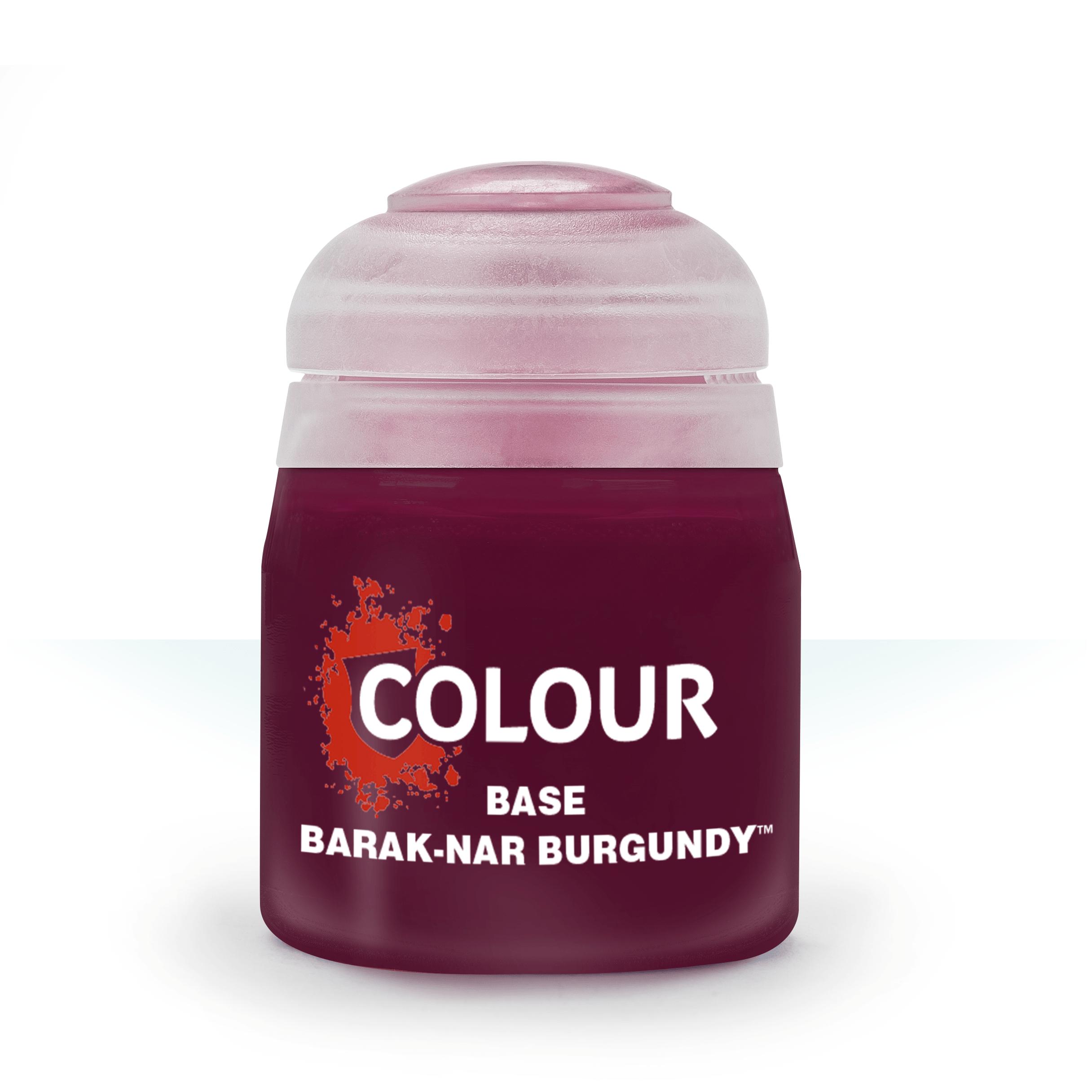 Base Barak Nar Burgundy