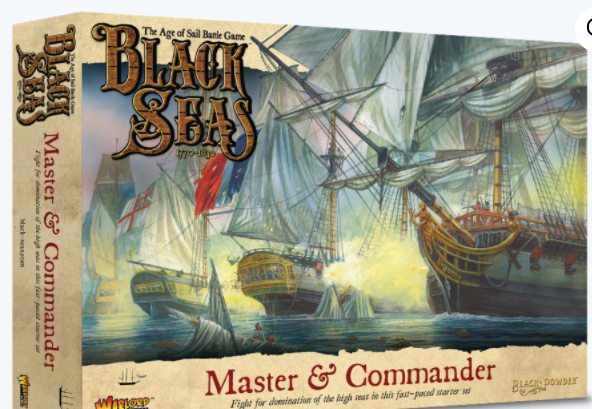 Black Seas Master and Commander